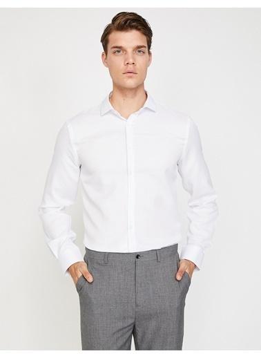 Koton Gömlek İndigo